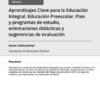 Imagen: Aprendizajes Clave Preescolar PDF