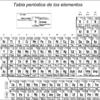 Imagen: Tabla Periódica de los elementos PDF